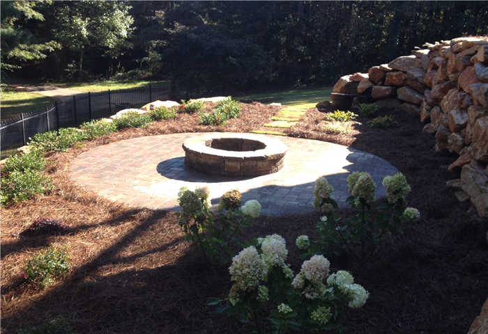 our landscape design and installation services